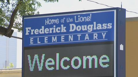 Superintendente de Miami-Dade recorre una de las escuelas totalmente ren...