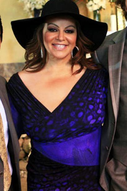 """¿Cómo olvidar cuando Jenni Rivera apareció en """"Eva Luna""""?"""
