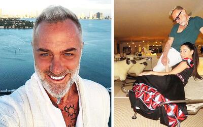 La lujosa mansión de Gianluca Vacchi en Miami.