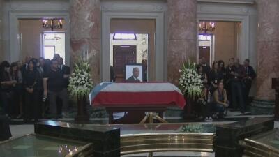 Así dan el último adiós al político puertorriqueño Héctor Ferrer