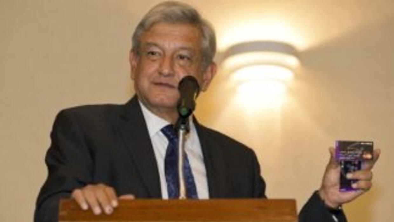 """López Obrador señaló que el """"Plan para la defensa de la democracia y la..."""