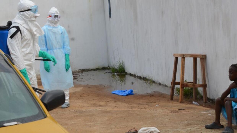 En septiembre de 2014, un contingente de médicos cubanos llegó a Sierra...