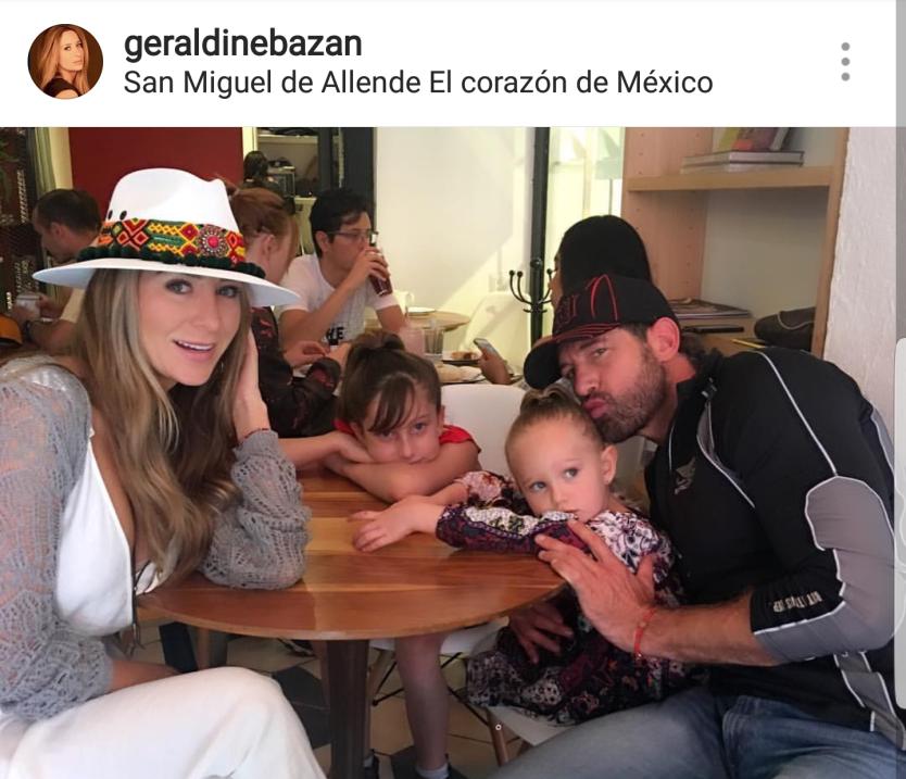 Tienes que ver la forma en que Geraldine Bazán despidió al 2017 geraldin...