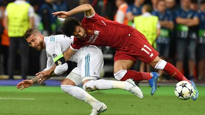 """Ramos: """"Sólo falta que Firmino diga que estaba resfriado por mi sudor"""""""