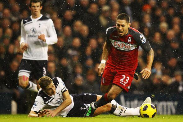 Tottenham le ganó por 1 a 0 al Fulham y arrancó el año con caras de feli...