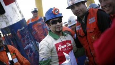 Renán Avalos, joven minero es amante del fútbol y de los caballos.