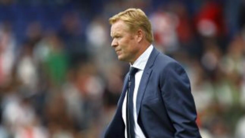 El ex jugador holandés tendrá un nuevo reto con el equipo de la Premier...