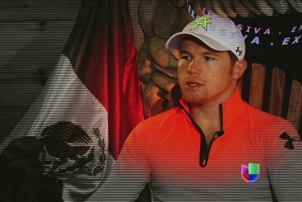 Saúl Álvarez ofreció una entrevista a El Gordo y la Flaca, donde habló d...