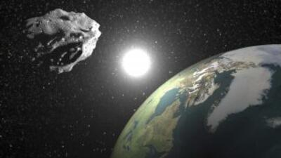 La NASA informó que tenía el tamaño de una casa y pasó el domingo a 25,0...