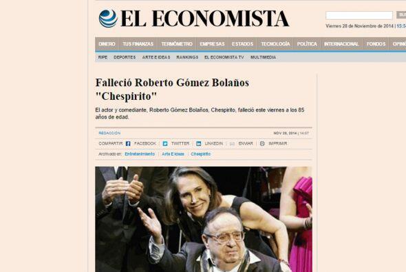 El Economista de México.