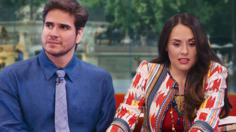 Zuria Vega y Daniel Arenas aseguran que 'Mi Marido tiene Familia' es la...