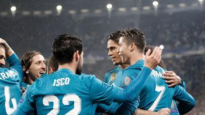 En fotos: Cristiano se inspiró y Real Madrid goleó a Juventus en cuartos de la Champions