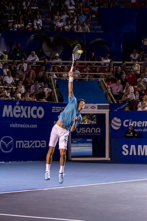 Con la participación de figuras como Novak Djokovic, Rafael Nadal...