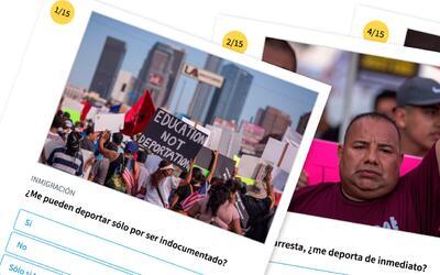 Quiz inmigracion promo image