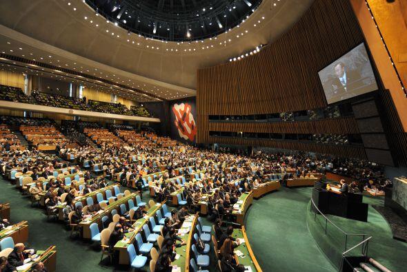 El Secretario General de la Organización de las Naciones Unidas (...