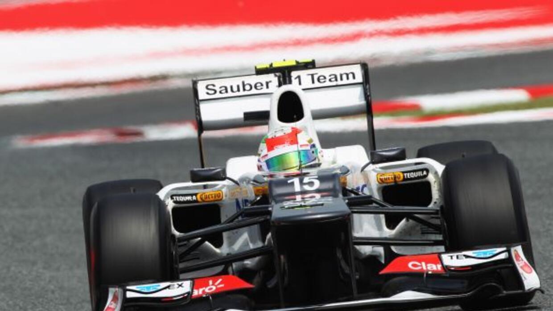 Los rumores que aseguran que Serigo Pérez podría ir a Ferrari son cada v...