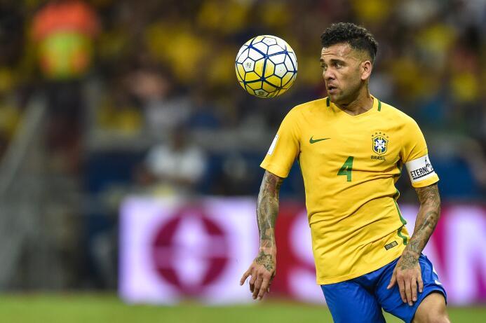 Brasil: los votos de Dani Alves fueron para Neymar y Tite. Tite, justame...
