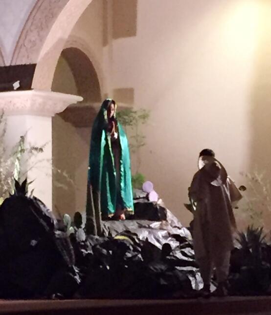 Celebración a la Guadalupana en Tucson