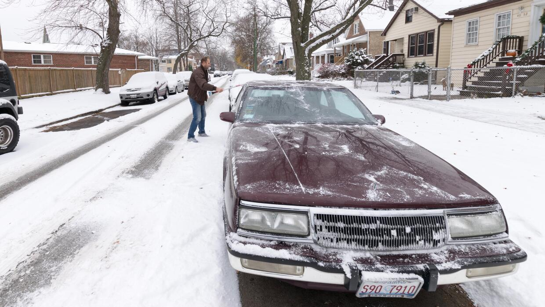 Fotos de la tormenta invernal o 'ciclón invernal' que azota a la costa e...