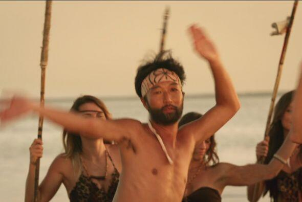 ¡Y hasta Takeshi se puso a bailar!