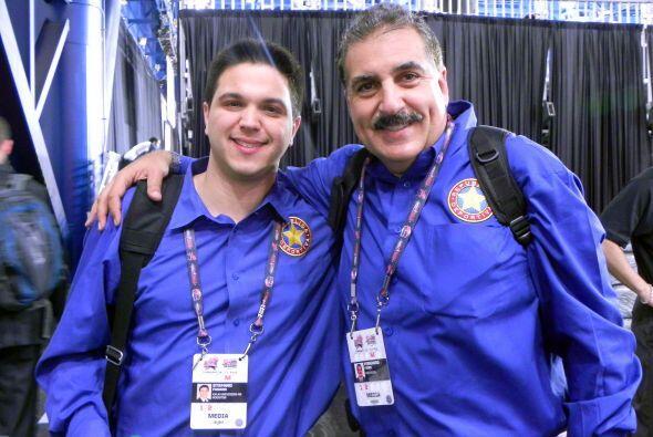 Fernando y Stefano animaron la edición del All-Star Weekend de República...