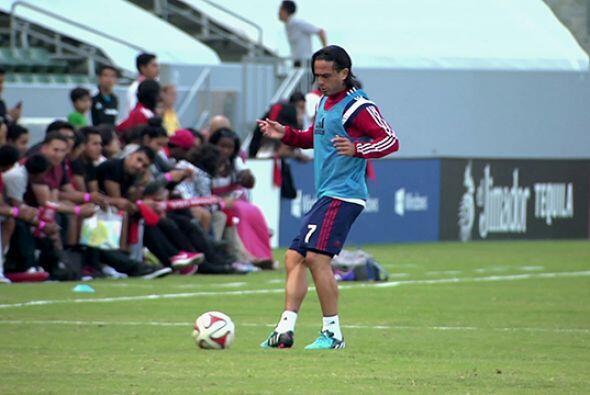 En términos futbolístico, Mauro define el deporte como un gol en contra...