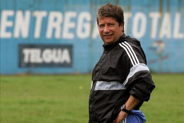 El técnico de Colombia, Hernán Darío Gómez había renunciado a la selecci...