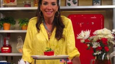Maggie te enseña un menú especial para el 4 de Julio