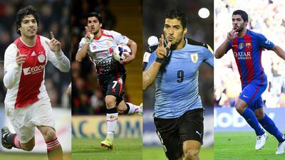 Luis Suárez: la 'balada del pistolero' goleador a nivel mundial