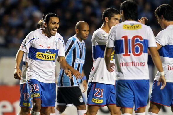 La superioridad numérica le permitió a los chilenos imponerse con clarid...