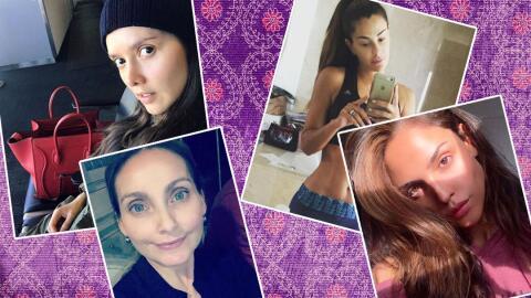 Marlene Favela y otras actrices que sorprendieron a sus fans al aparecer...