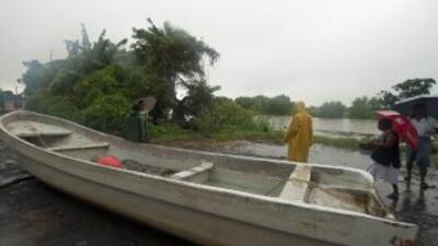 Tragedia en un río de Veracruz.