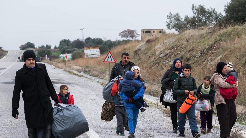 Quién puede estar detrás de la desaparición de 10,000 niños migrantes en...