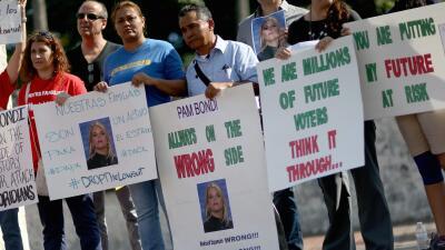 Protestas para exigir restitución de DAPA