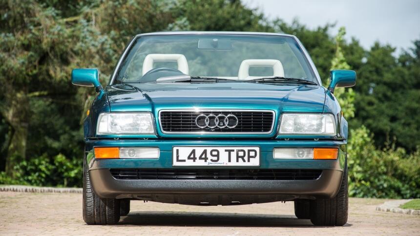 El Audi Cabriolet de la Princesa Diana en fotos image-thumb.jpg