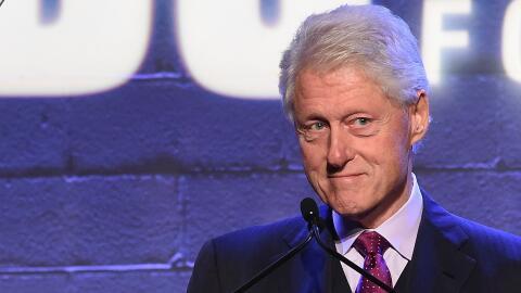 El expresidente Bill Clinton pronto publicará su primer libro de...