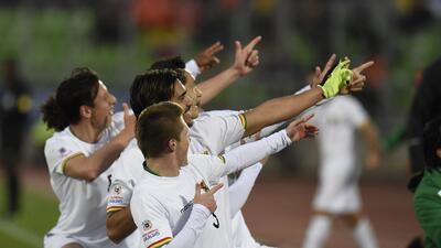 Ecuador 2-3 Bolivia: Los bolivianos sufren pero acaban con Ecuador y con...
