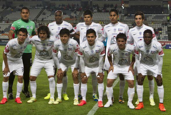 Pachuca perdió a su hombre gol, el ecuatoriano Enner Valencia, pe...