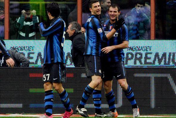 La fecha 14 de la Liga italiana vio el renacer del Inter de Milán.