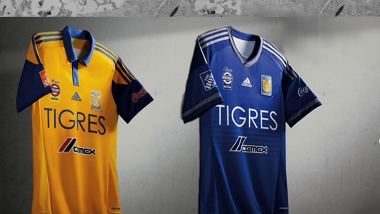 Nuevo Uniforme Tigres