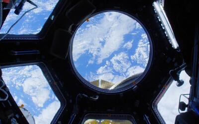 En video: un impresionante viaje por la Estación Espacial Internacional