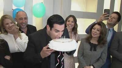 David Zepeda celebra su cumpleaños, pero recuerda el amargo episodio en el que su vida estuvo en riesgo
