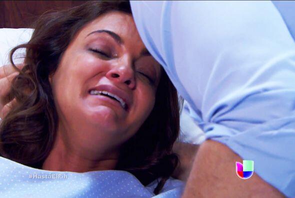 Es una pena Silvana, pronto descubrirás que tu amante es tu peor...