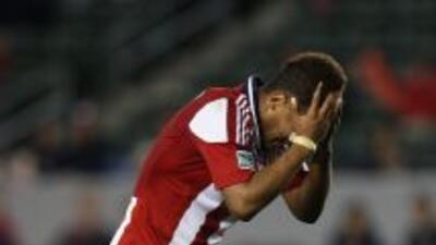 Chivas USA quedó fuera de la Copa Abierta.