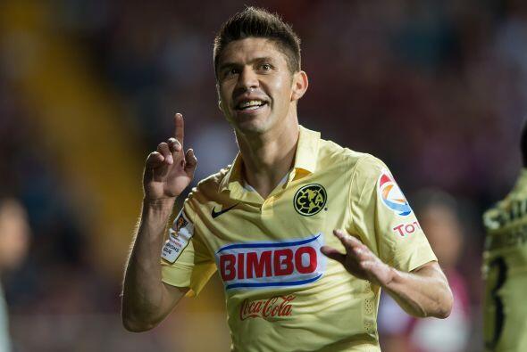 El ''Cepillo'' Peralta le ha marcado gol sólo a 2 equipos. Oribe anotó d...