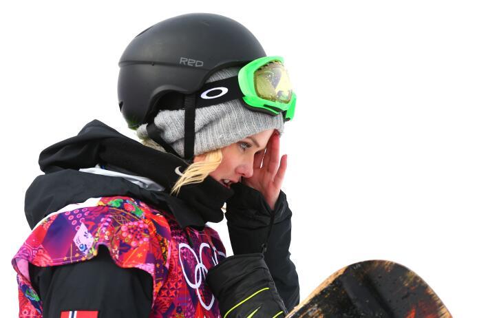 En fotos: Silje Norendal, la reina del snowboarding GettyImages-46803129...