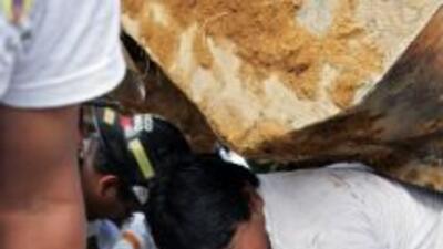 Las lluvias en Guatemala han dejamo al menos 170 muertos y 3,500 afecta...
