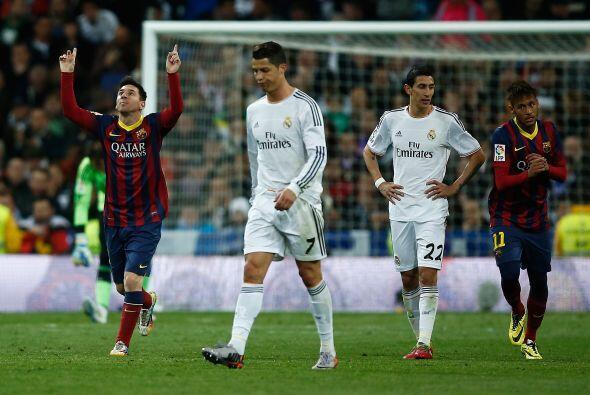¿Habría más goles? Por el bien del Barcelona, si es que quería mantener...