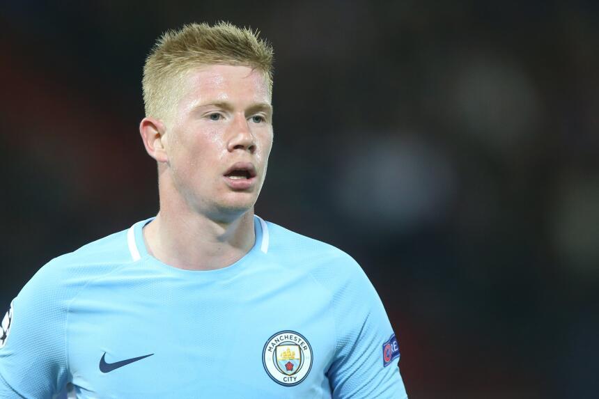 14. Kevin De Bruyne (Manchester City) - Puntaje: 89