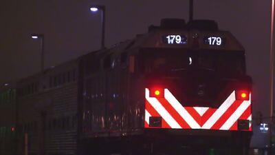 Una mujer muere al ser atropellada por un tren de Metra en Cícero